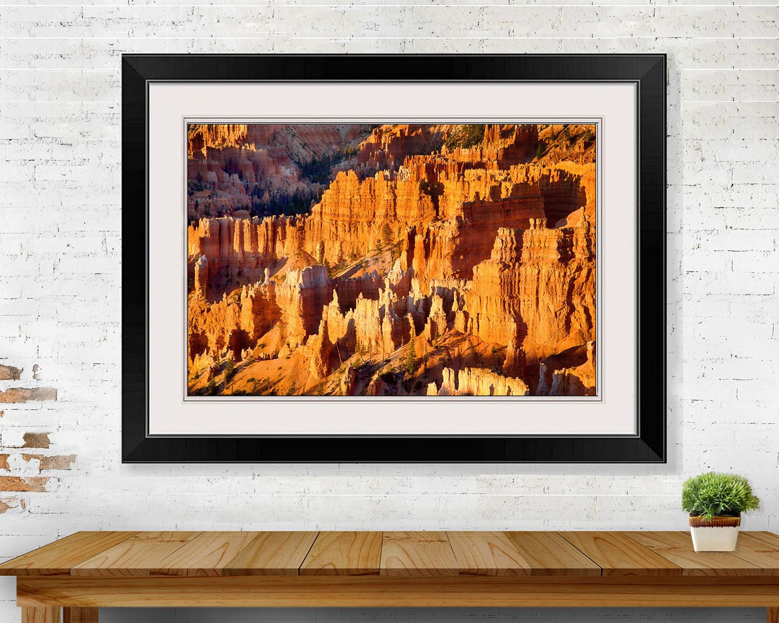 Hoodoosat Bryce National Park Utah