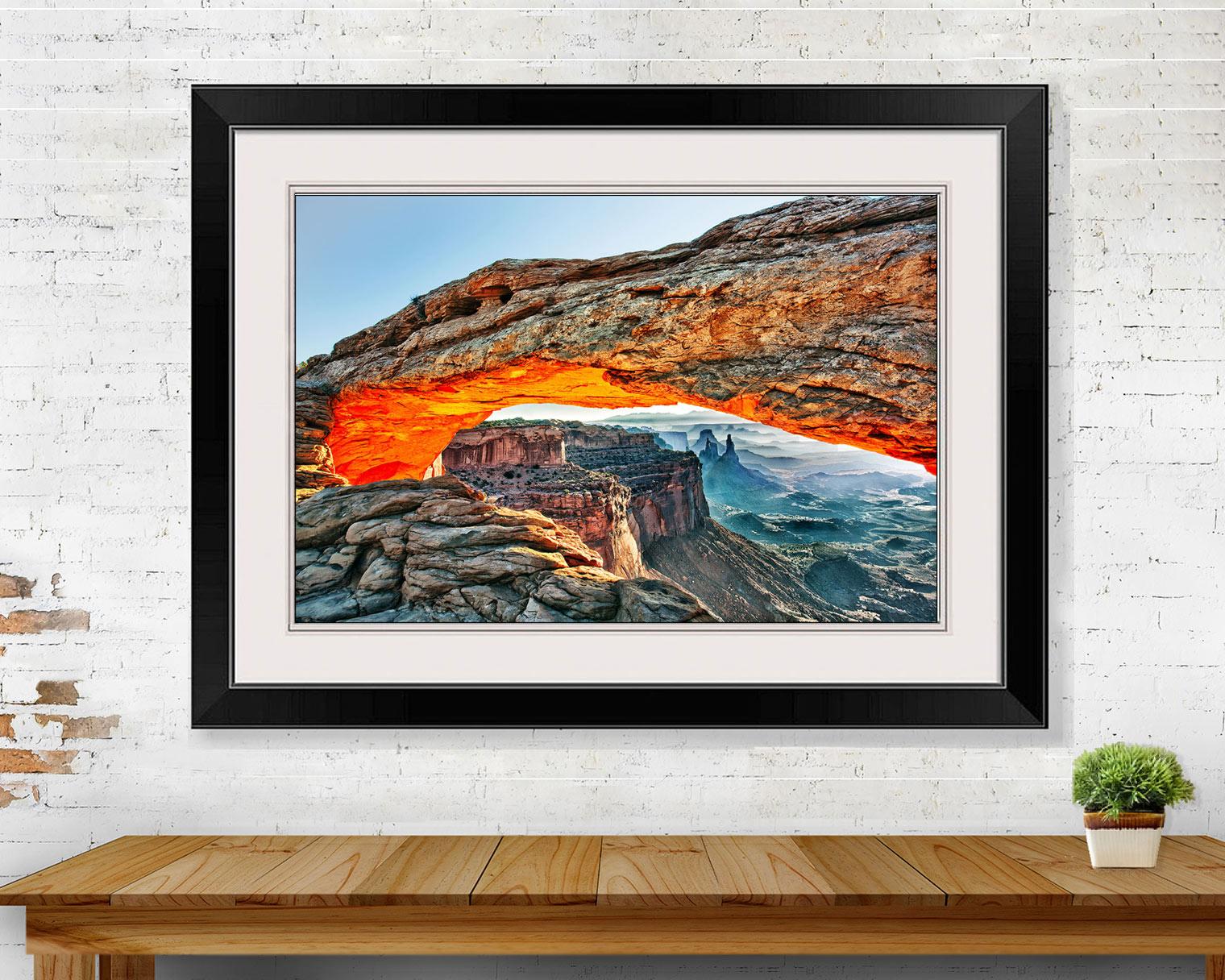 Mesa Arch  Canyonlands National Park, Utah