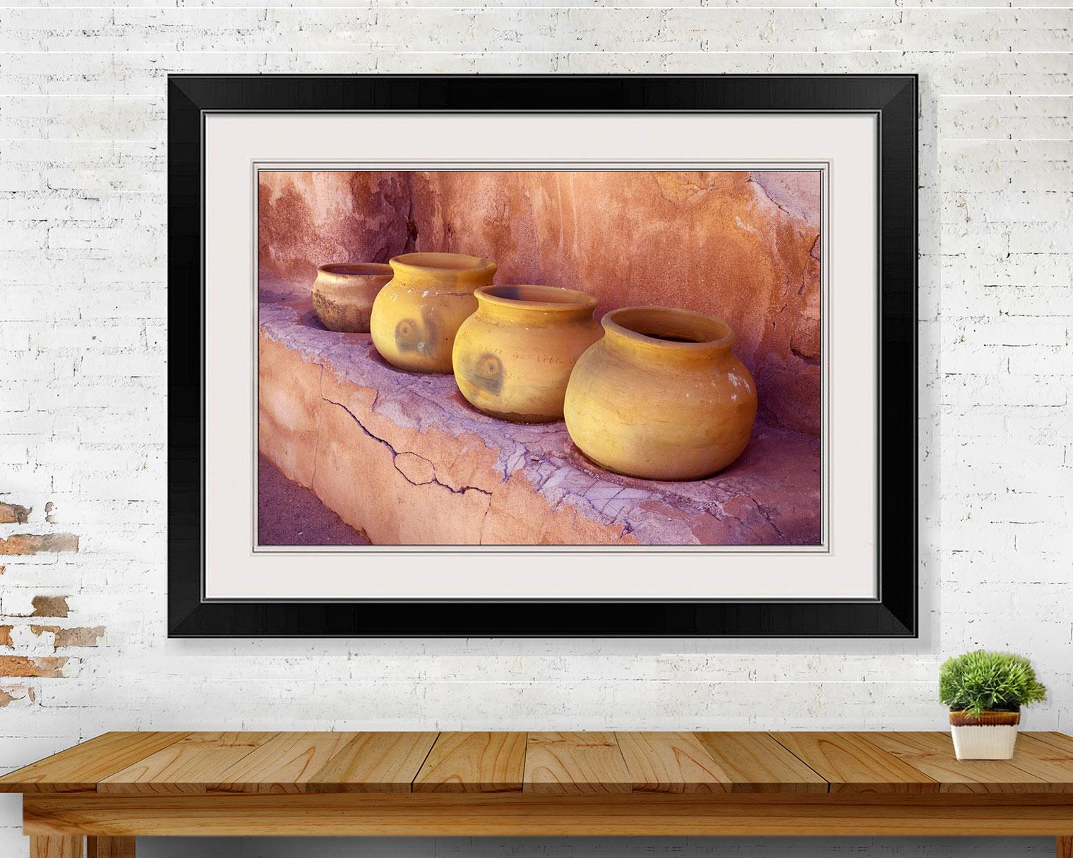 Southwest AZ Tumacacori Ceramic Pots
